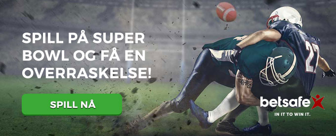Bessafe Super Bowl 2018 overraskelse