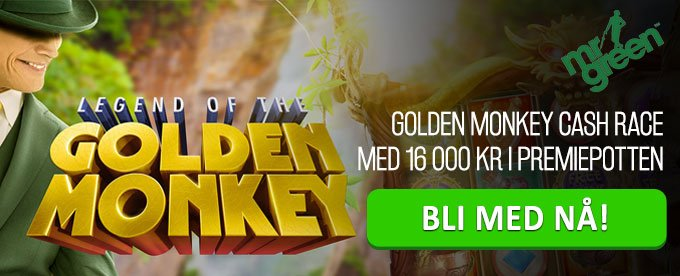 Bli med på Mr Greens cash race
