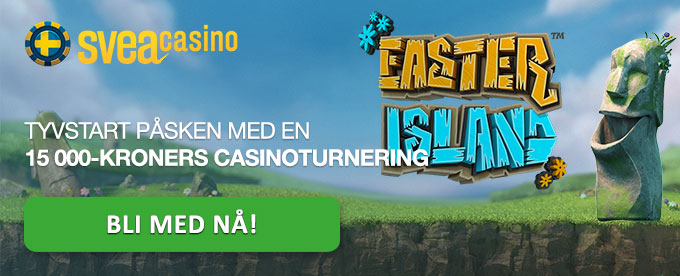 Sveacasino casinoturnering