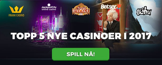 Test ut Frank Casino