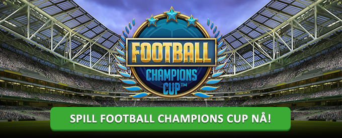 Spill spilleautomaten Football: Champions Cup hos ComeOn