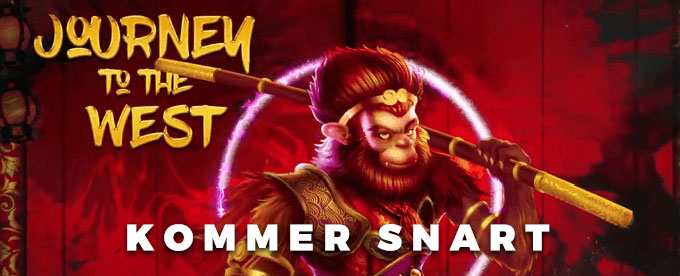 Snart kan spille Journey to the West hos Unibet