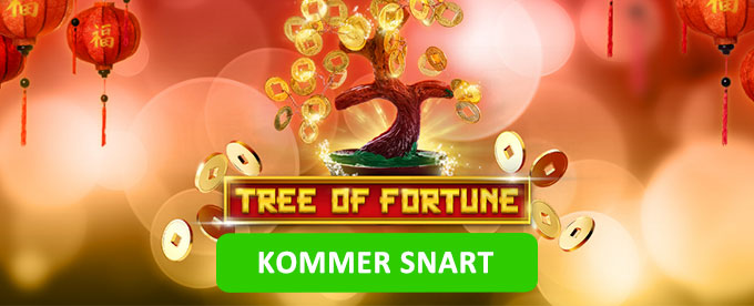 Tree of Fortune lanseres snart