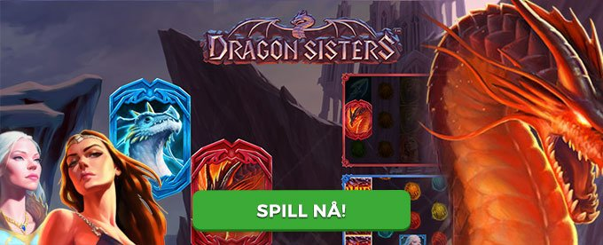 Spilleautomaten Dragon Sisters fra Push Gaming