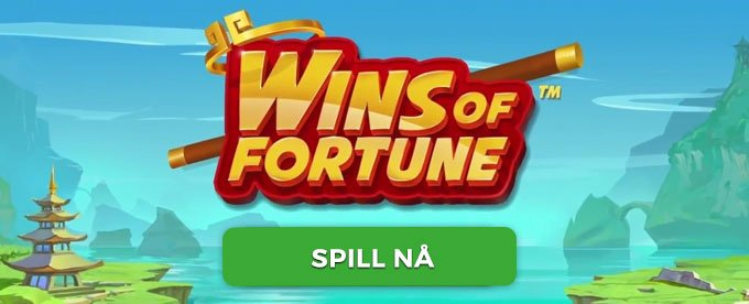 Spill Wins of Fortune hos LeoVegas