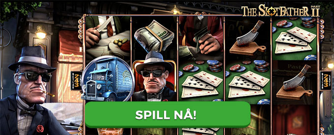 Spill The Slotfather Part 2 hos VegasCasino