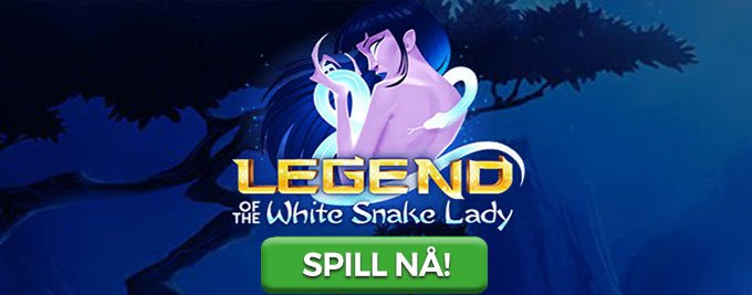 Spill spilleautomaten Legend of the White Snake Lady hos CherryCasino