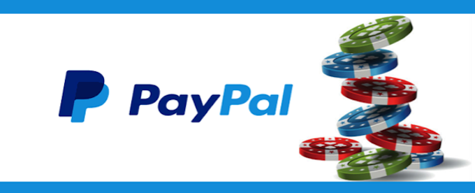 PayPal kan blant annet brukes hos SpinPalace
