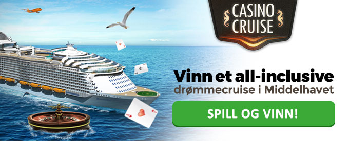 Vinn et all-inclusive cruise hos CasinoCruise