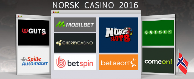 Norsk Casino 2016