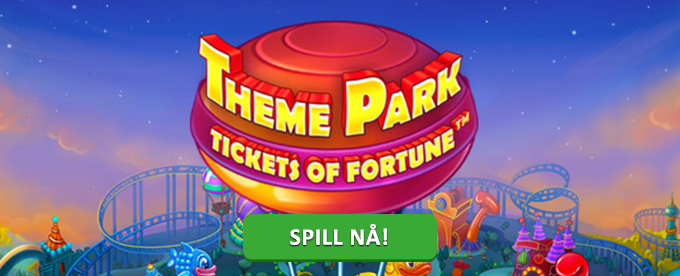 Spill spilleautomaten Theme Park: Tickets of Fortune hos Rizk